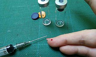 أهم طرق الوقاية من السرطان accident-at-finger-from-injection-needle