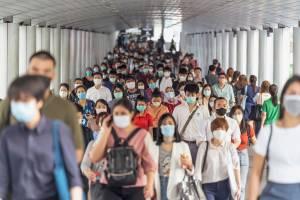 مقارنة بين الكورونا والإنفلونزا